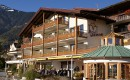View of the hotel Marini in Dorf Tirol in South Tyrol