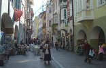 Obere Laubengasse in the Old Town of Merano.